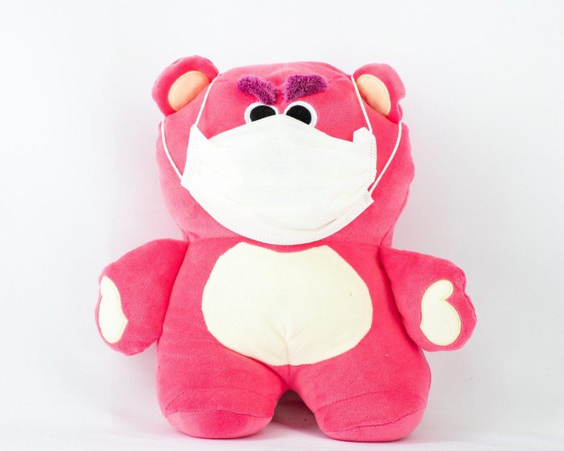 Les particularités de l'ours en rose